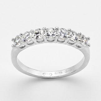 anello in argento mademoiselle ma7107a4zibi000