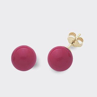 orecchini mikiko mademoiselle corallo rosso mo7405a1corosso